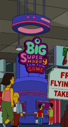 Big Super Happy Fun Fun Game - Simpsons Wiki