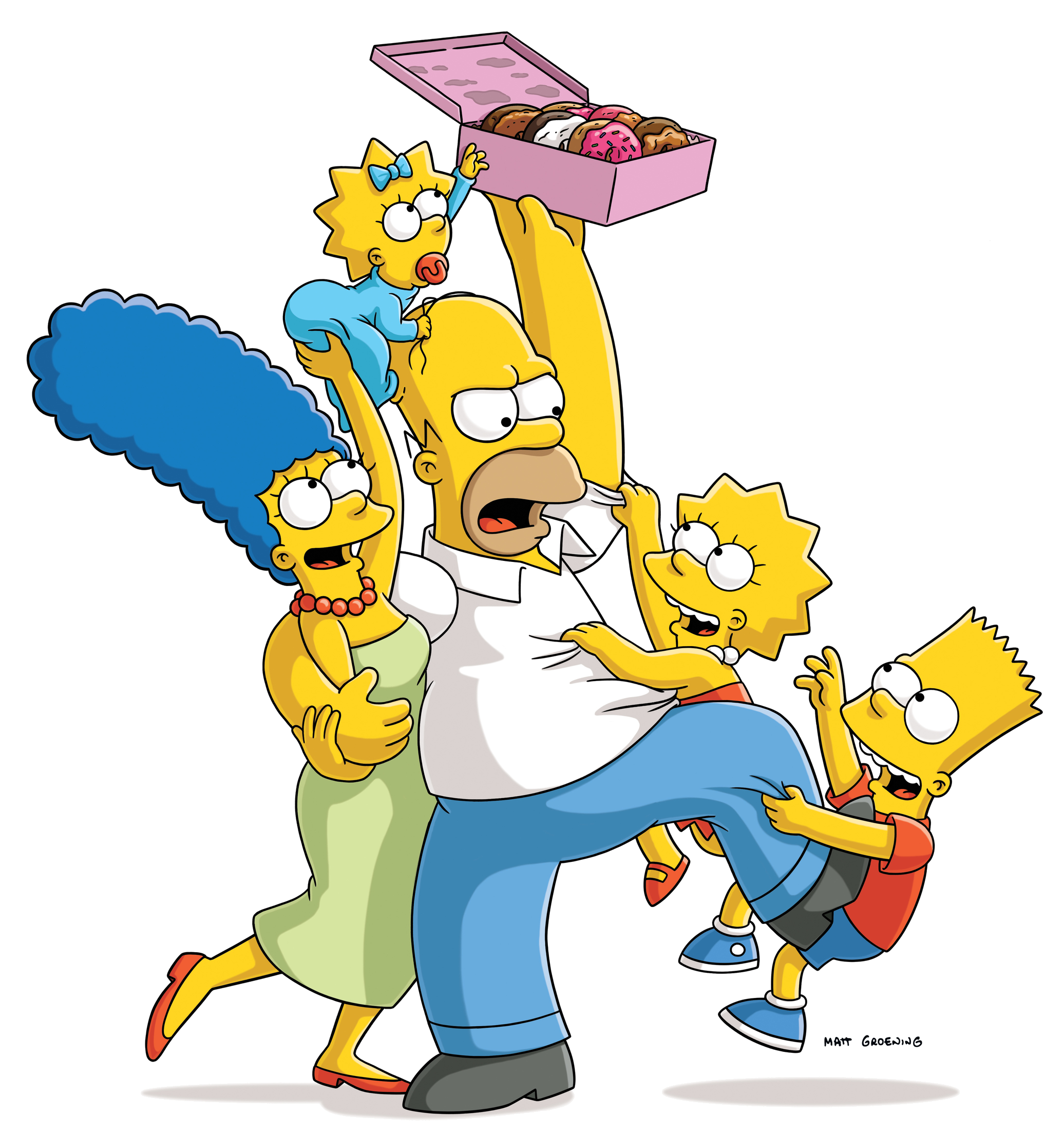 Homer and lisa face halloween home invaders in october - Simpsons info ...