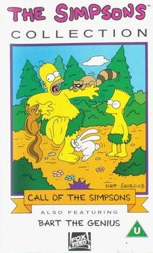 Simpsons Collection VHS - Call of the Simpsons.jpg
