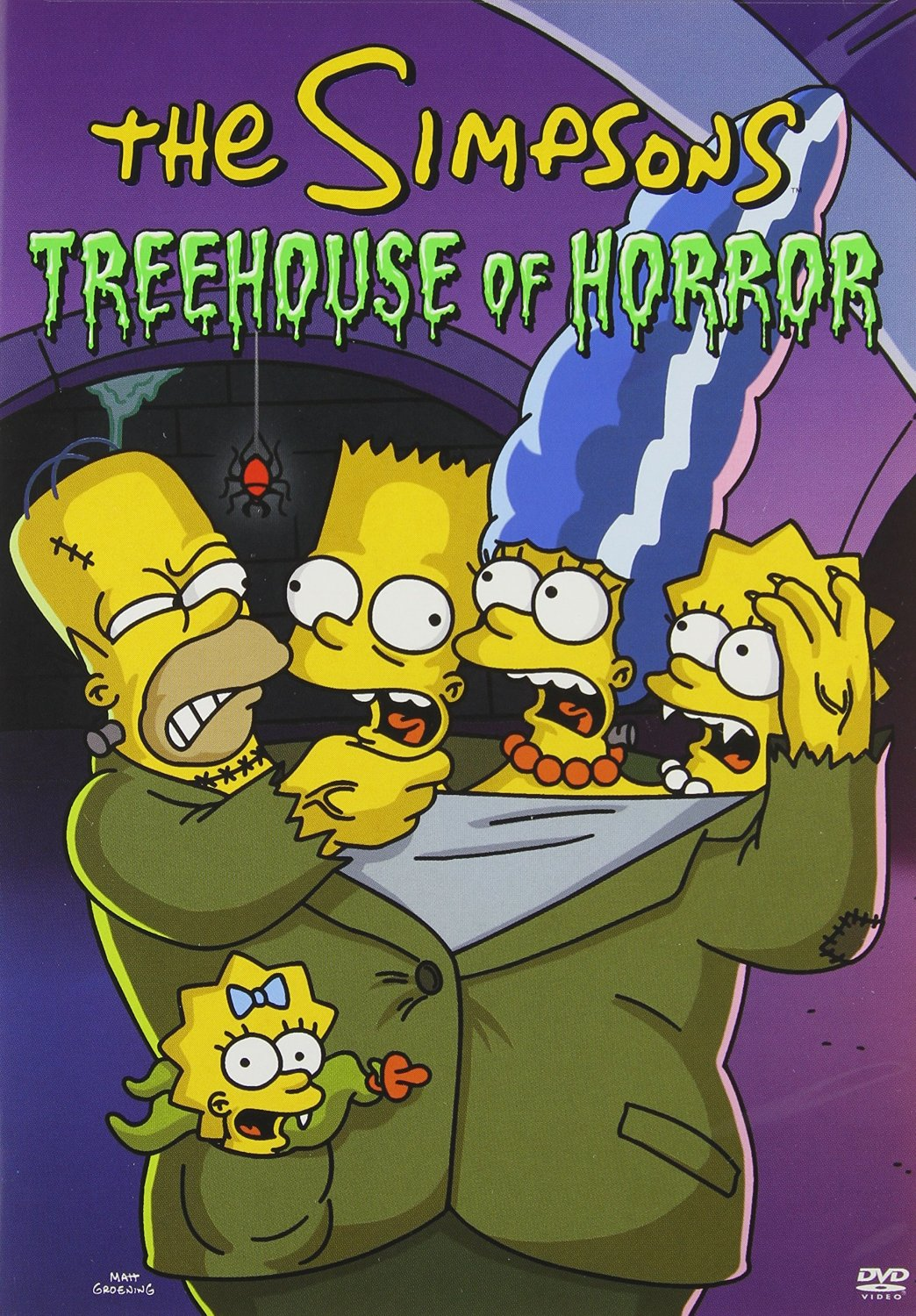 """official synopsis for """"treehouse of horror xxvi"""" released! 
