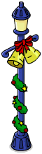 Tapped Out Lamp Post Festive 2.png