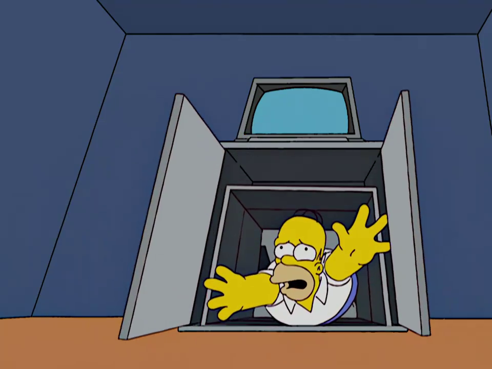 Homer in 2008