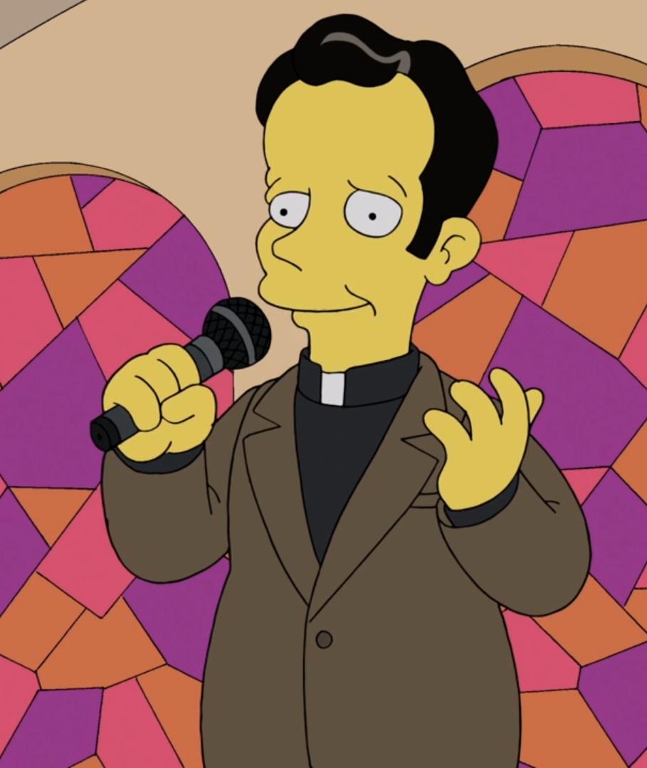 reverend hooper