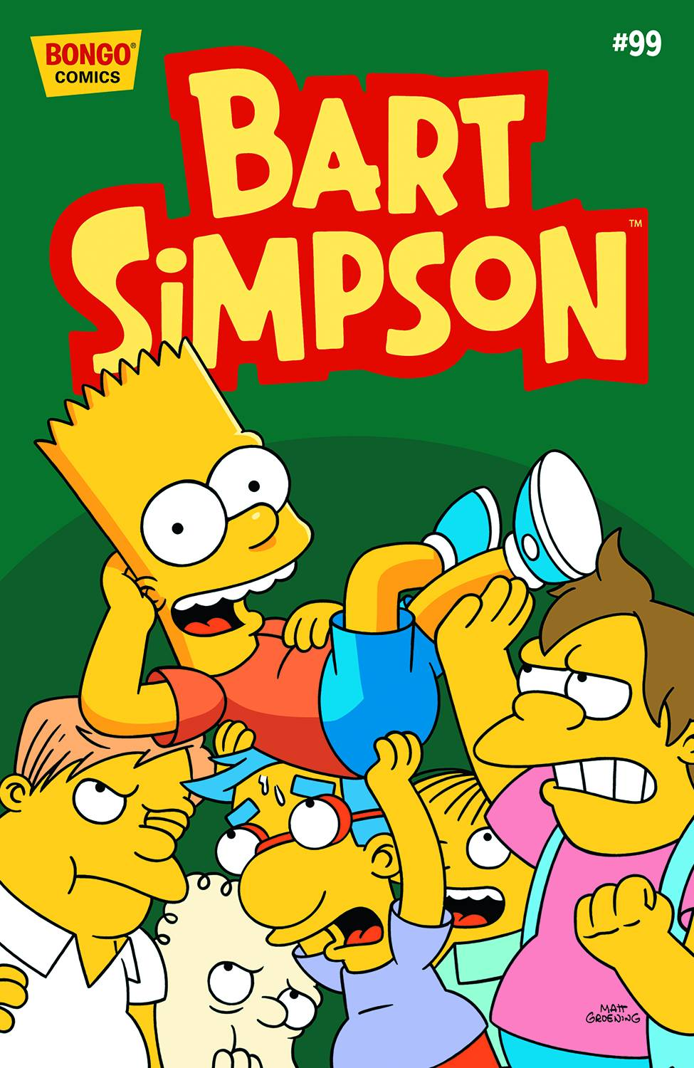 Bart Simpson 99 Now Available The Springfield Shopper