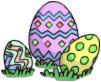 Tapped Out Easter Egg Pile.png