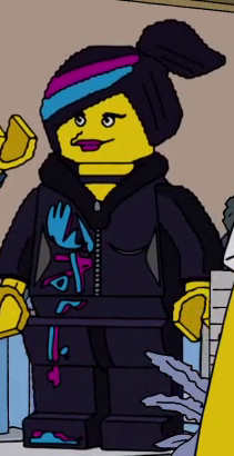 wyldstyle wikisimpsons the simpsons wiki