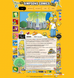 Simpsons Comic Site.png