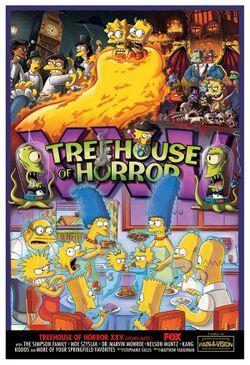 The Simpsons Season 26 (2014) NEW> Treehouse of Horror XXV