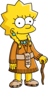 Tapped Out Sacagawea Lisa.png