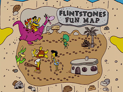 Flintstones Fun Map.png