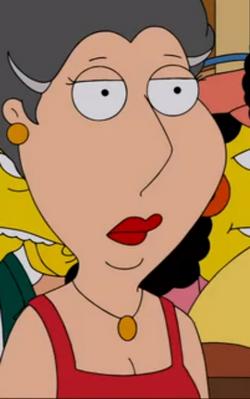 Family Guy Barbara Pewterschmidt