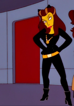 Catwoman Wikisimpsons The Simpsons Wiki