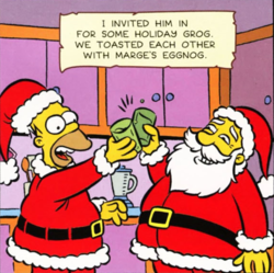 Twas the Eve Before Christmas - Wikisimpsons, the Simpsons Wiki