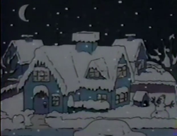 Simpson House Simpson Christmas.png