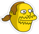Tapped Out Comic Book Guy Icon.png