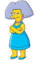 Treehouse of horror xii appearances wikisimpsons the - Selma bouvier ...