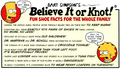 Bart Simpson's Believe It or Knot! Fun Shoe Facts for the Whole Family.png