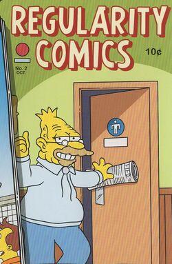 Regularity Comics - Wikisimpsons, the Simpsons Wiki