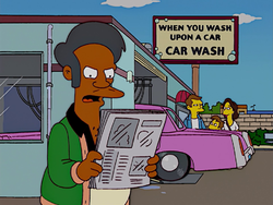 Car Wash Banner Design